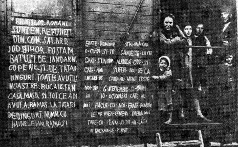 Atrocitatile maghiare impotriva romanilor din Ardeal - Marturisitorii Ro