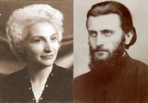 Doamna-Aspazia-Otel-Petrescu-si-Parintele-Arsenie-Boca