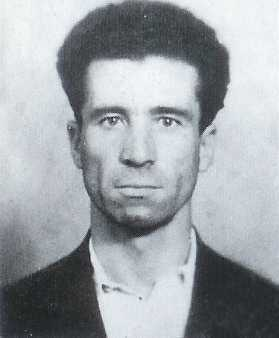 Gheorghe Calciu tanar