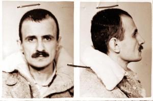 Ioan Ianolide in arest 1958