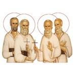 Martiraj şi sfinţenie românească. Secolul XX – Sfinţi români recent canonizaţi şi martiri români ucişi bestial de unguri