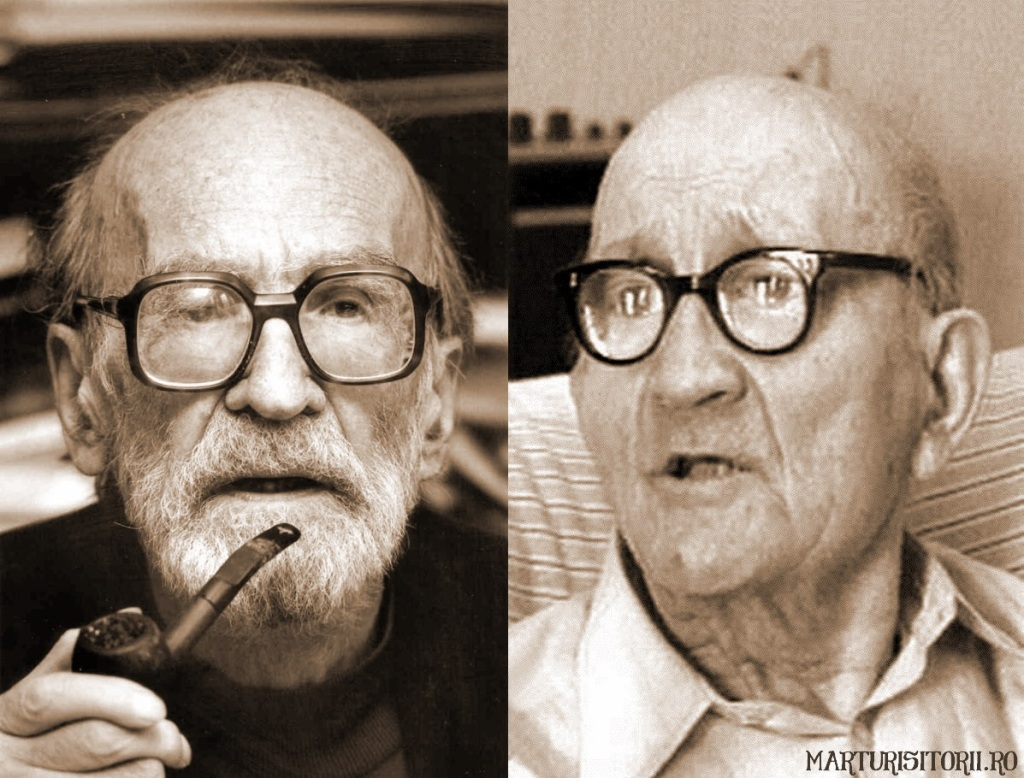 Mircea Eliade si Petre Tutea - Marturisitorii.ro
