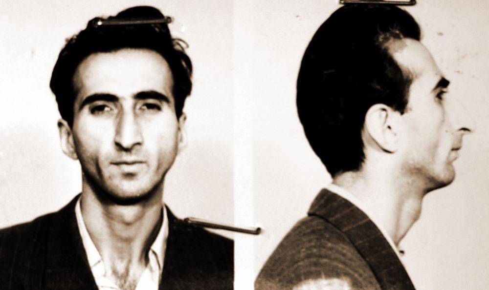 Parintele Constantin Voicescu la arestare in 1958