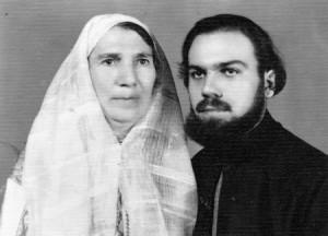 Bartolomeu Anania si mama sa