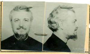 Benedict Ghius la arestare