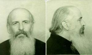 Daniil Sandu Tudor la arestare