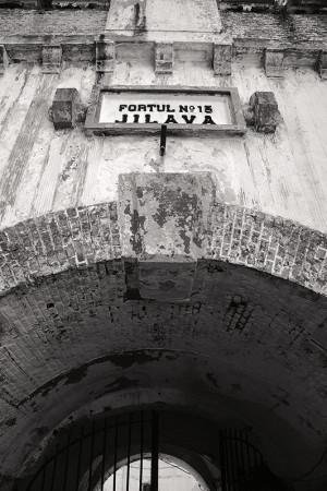 Intrare-fortul-13-Jilava foto Vlad Ciupe