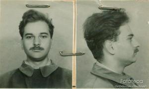 Serban Mironescu la arestare