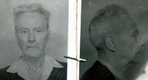Vasile Voiculescu la arestare