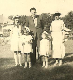 Familia Mircea Vulcanescu