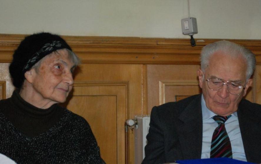 Mariuca Vulcanescu si Ioan Felea