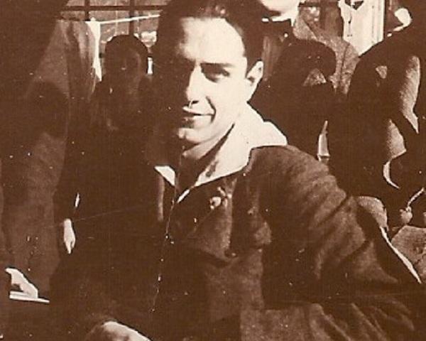 Mircea Vulcanescu tanar ASCR-ist