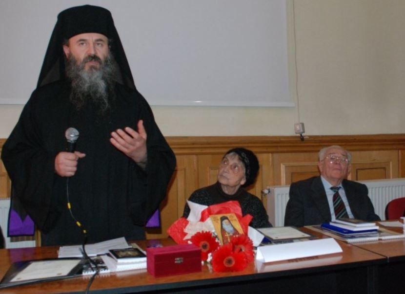 P Hariton Mariuca Vulcanescu si Ioan Felea
