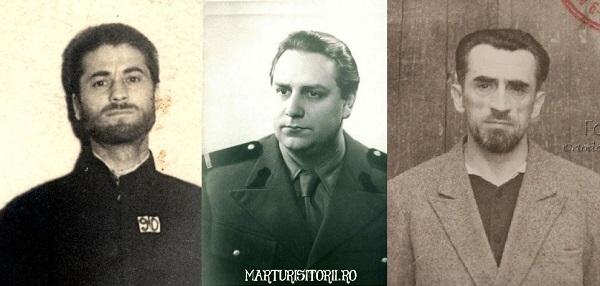 Parintele Justin Mircea Vulcanescu P Ilarion Felea Aiud