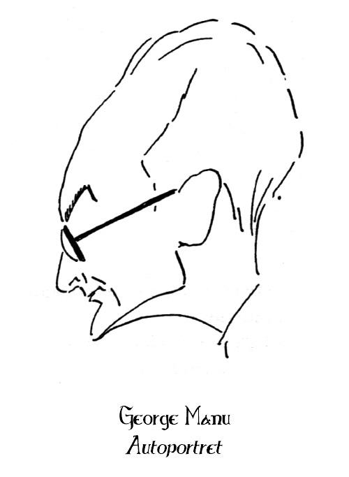 George Manu Autoportret