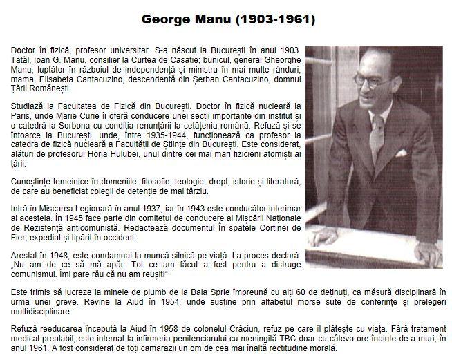 George-Manu-In-Memoriam-Testis-Dacicus