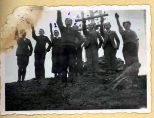 Grupul Ion Gavrila Ogoranu in Fagaras - CNSAS via Marturisitorii.Ro
