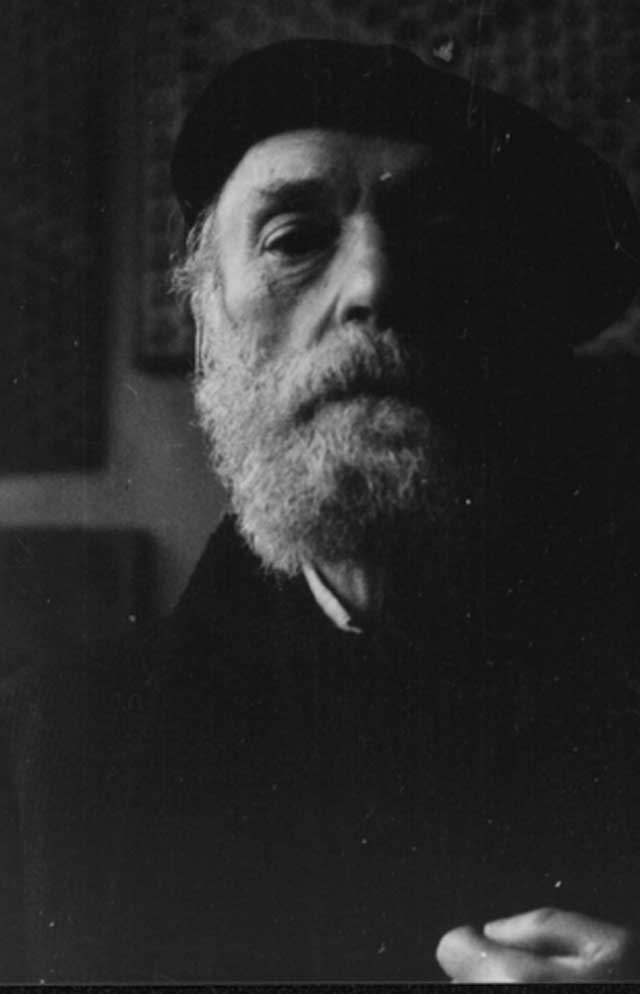 Monahul Nicolae Steinhardt dela Rohia via Marturisitorii