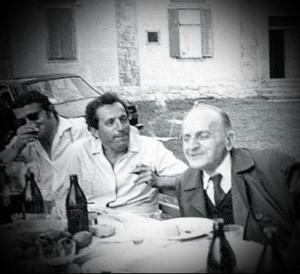 Nicu Ceausescu la Noica la Paltinis