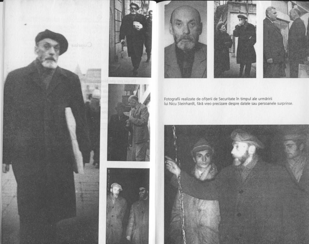 Nicu Steinhardt in Dosarele Securitatii via Marturisitorii