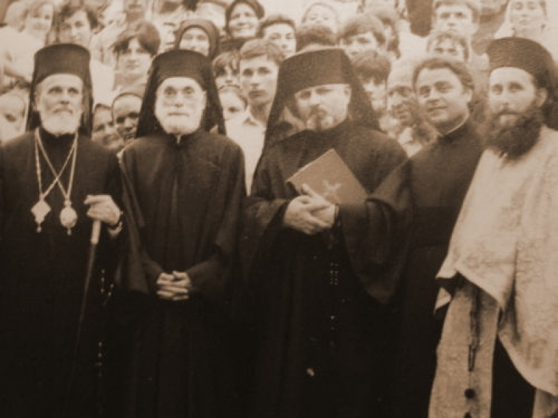 Staretul de la Bixad si Nicolae Steinhardt via Marturisitorii