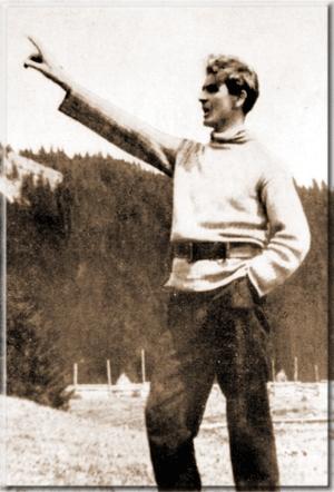Corneliu Zelea Codreanu - Capitanul Miscarii Legionare