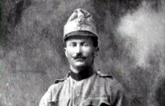 Gheorghe Ogoranu - tatal lui Ion Gavrila