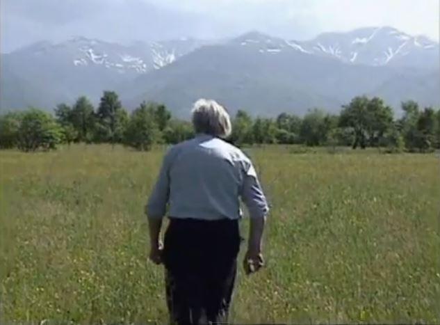 Ion Gavrila Ogoranu si muntii sai dragi muntii Fagaras