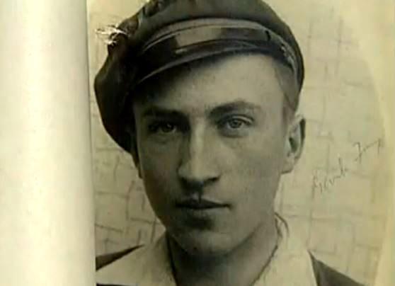 Ion Gavrila Ogoranu tanar elev