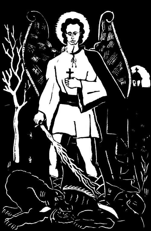 Sfantul Arhanghel Mihail - de Alexandru Bassarab