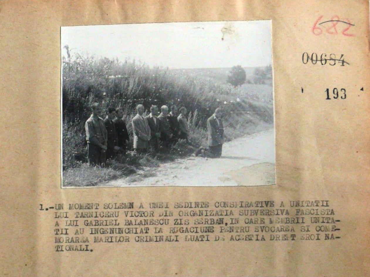 arestati anticomunisti martiti romani CNSAS Marturisitorii