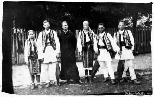 Parintele Justin Parvu in 1945 - Petru-Voda.Ro
