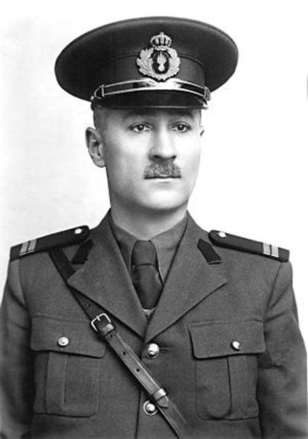 Teodor M Popescu Militar