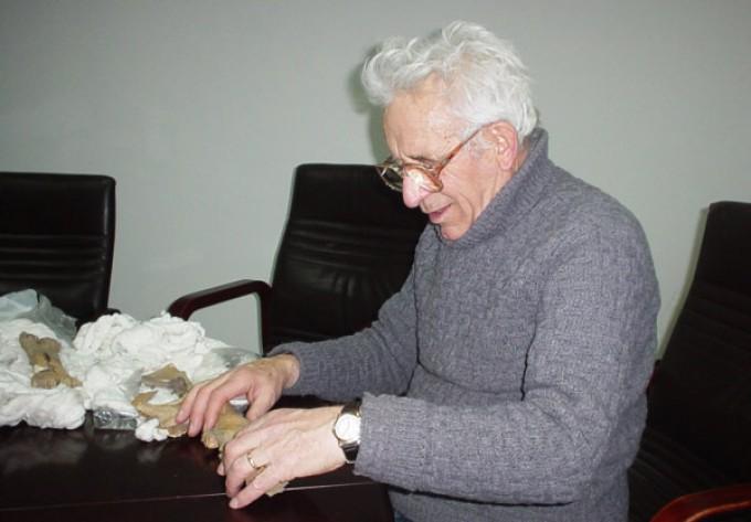 Profesorul Vasile Boroneant si descoperirile sale de la Chitila