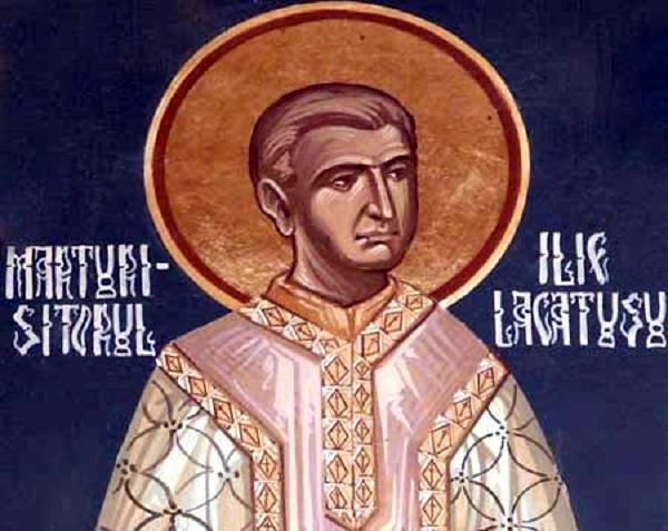 Sfantul Ilie Lacatusu