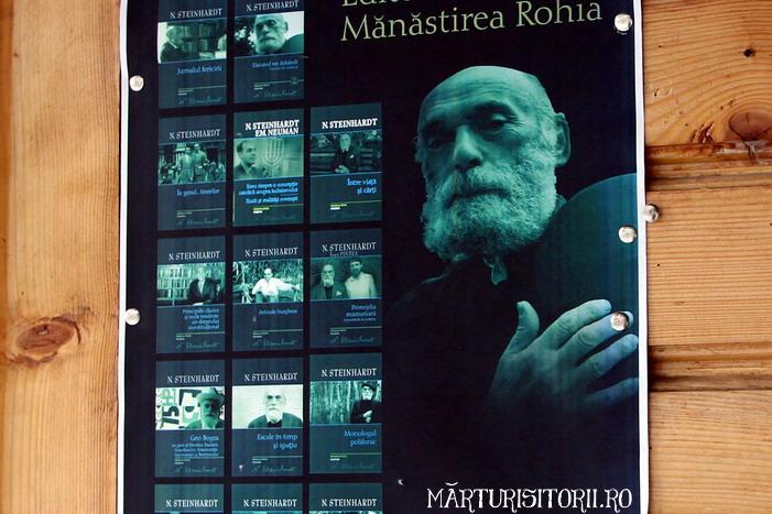 Acasa la Monahul Nicolae Steinhardt de la Rohia - MARTURISITORII RO 5454g