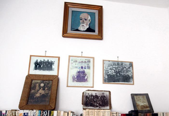 Acasa la Monahul Nicolae Steinhardt de la Rohia - MARTURISITORII RO 5515