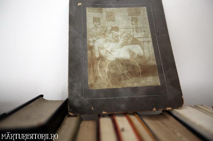 Acasa la Monahul Nicolae Steinhardt de la Rohia - MARTURISITORII RO 5520