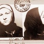 """Cuvioasa Maică Teodosia Laţcu, """"un rug aprins, un rug de iubire mistuitor"""". Mărturiile lui Traian Popescu şi ale Aspaziei Oţel Petrescu"""