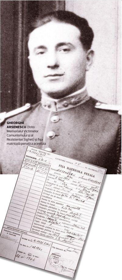 Colonelul Gheorghe Arsenescu