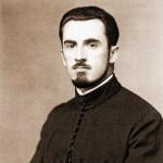 Părintele Ilarion Felea la Biserica din Valea – Brad. Din Telegraful Român şi Jurnalul personal al Preotului martir. FOTO