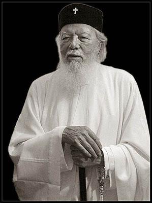 Parintele Patriarh Teoctist - Foto Dinu Lazar