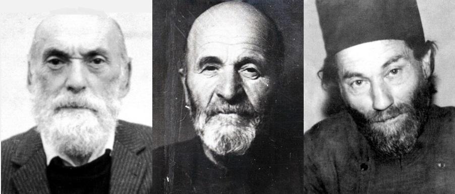 Parintii Nicolae Steinhardt Gheorghe Cotenescu Justin Parvu