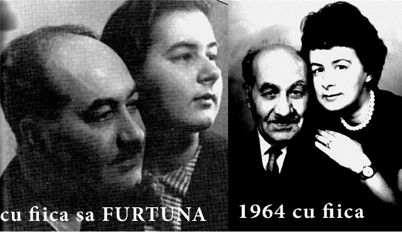 Nichifor Crainic cu fiica sa Fortuna - Florin Dutu - Marturisitorii Ro