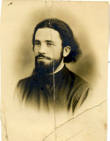 Parintele Gherasim Iscu ziarul Lumina - Adrian Petcu