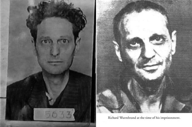 Richard Wurmbrand la arestare si in inchisoare