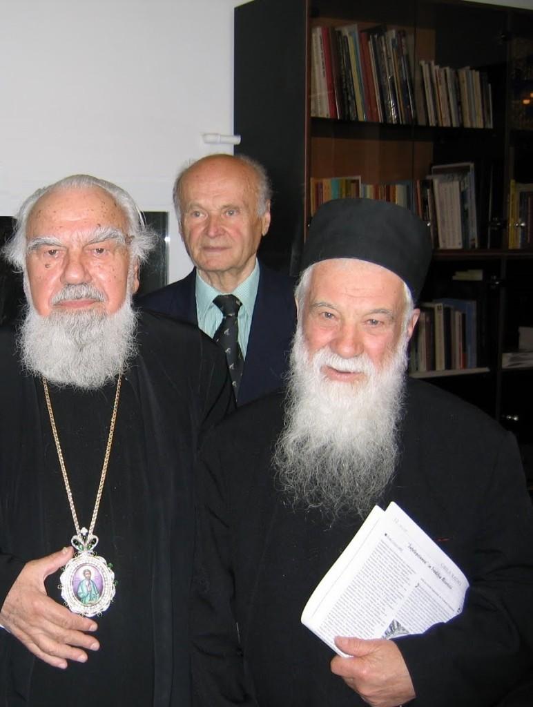 IPS Bartolomeu Anania, Pr. Gh. Calciu, Prof. Raul Volcinschi