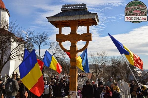 Comemorarea anuala Valeriu Gafencu 2015 Targu Ocna