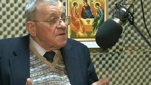 Marturisitorul Grigore Caraza