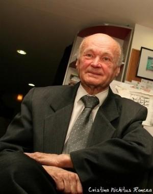 Profesorul Raul Volcinschi de Cristina Nichitus Roncea